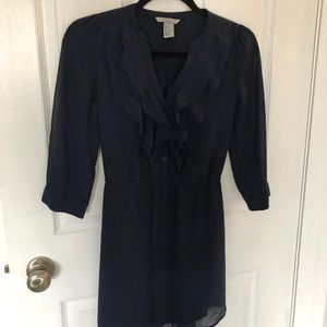 Dark blue H&M dress